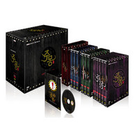 ※「朱蒙 DVD 1~81話 Complete Box Set DVD」