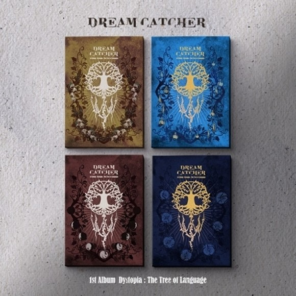 ※「Dream Catcher 1集 - Dystopia : The Tree Of Language」