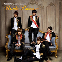 FT Island 2nd Live Concert CD+DVD