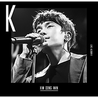 ※「神話(Shinhwa)のキム・ドンワン - K [Live album/CD+DVD+PhotoBook]」