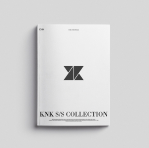 韓国CD(K-POP)「 クナクン(KNK) 4th Single Album - KNK S/S COLLECTION 」画像