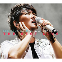 ※「イ・スンチョル(LeeSeungChul) - The Best Live(World Tour)」