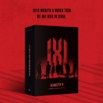 韓国CD(K-POP)「 モスタエクス(MONSTA X) - 2019 MONSTA X WORLD TOUR [WE ARE HERE] IN SEOUL DVD (3DVD) 」画像
