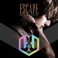 ※「SS501 キム・ヒョンジュン - ESCAPE: PACKAGE 1 [CD+写真集(60P)]  [2ND SOLO ALBUM]」