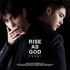 ※「東方神起 - Special Album Rise As God」